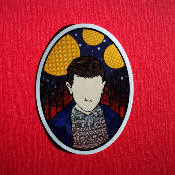 Eleven Sticker (WATERPROOF)