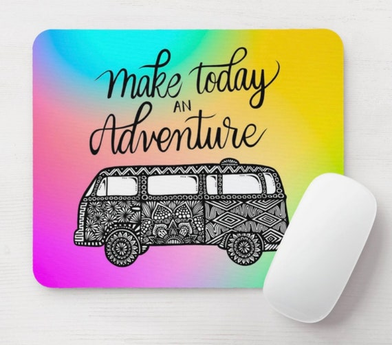 Adventure Mouse Pad