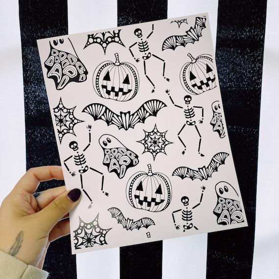 Spooky Season Print