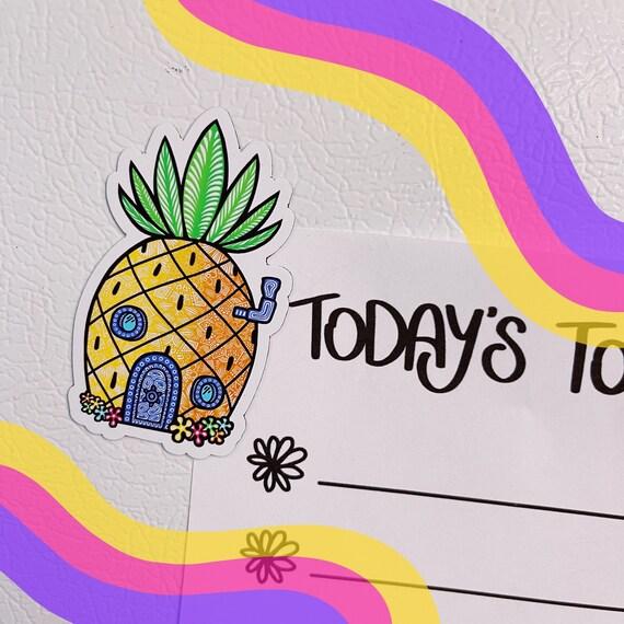 Spongebob Magnet