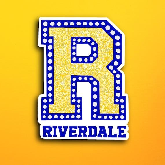 Riverdale Sticker (WATERPROOF)