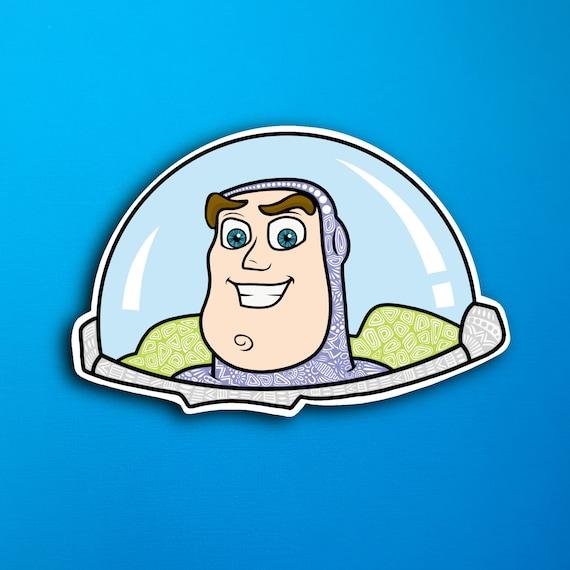 Buzz Sticker (WATERPROOF)