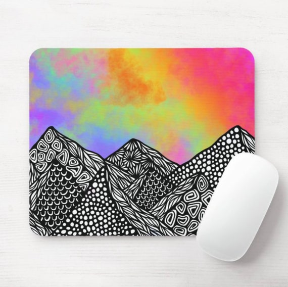 Mountain Mousepad