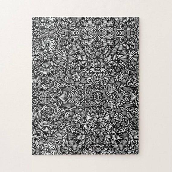 PRE-ORDER Black & White Puzzle