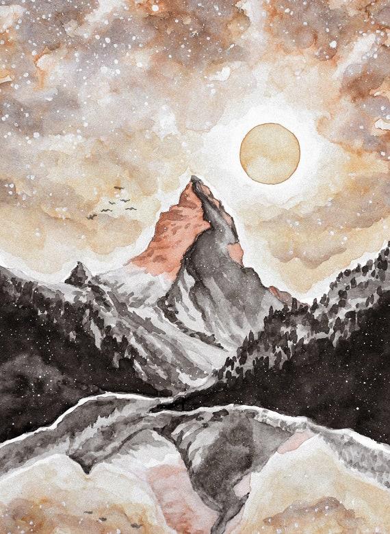 Matterhorn | PRINT