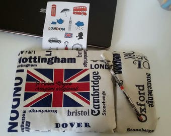 LONDON KIT-storage and carrying case