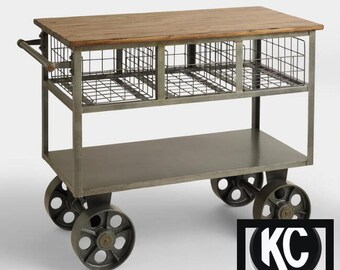 Kitchen cart   Etsy on wooden bar cart, paper cart, dining room cart, vintage dresser, vintage cabinet, rustic cart, art cart, clothing cart, vintage rack, vintage ottoman, vintage mirror, jewelry cart, cooking cart, vintage hutch, sports cart, pop up cart, china cart, halloween cart, travel cart, outdoor cart,