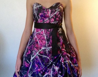 Muddy Girl Camo Dress