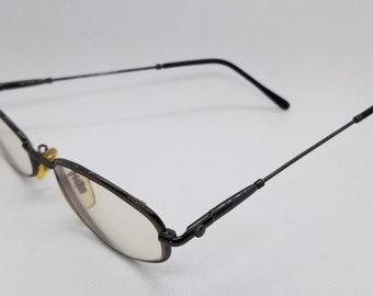 78bb9137d66 Vintage Gianni Versace Eyeglasses Frames Mod M22 RX LENSES