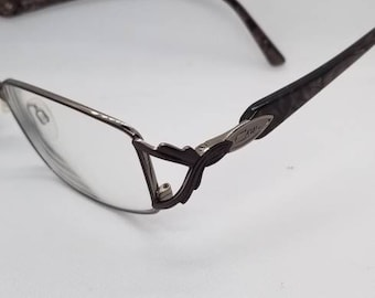 c77872186f22 Vintage Cazal Titanium Eyeglasses Frames Mod. 1062 RX LENSES