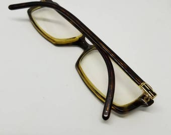 a07f8a93b126 Vintage Fendi Eyeglasses Frames Mod F768 RX LENSES