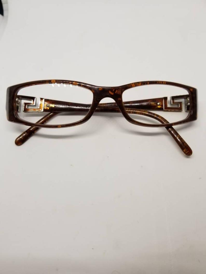 940d3bbda5db1 Vintage Versace Eyeglasses Frames Mod.3076-B RX LENSES