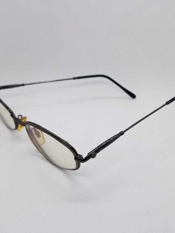 Vintage Gianni Versace Eyeglasses Frames Mod M22 RX LENSES | Etsy