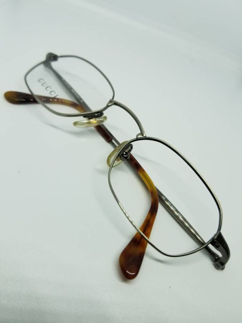 bbdfc7a8a68 New Condition Vintage Gucci Eyeglasses Frames Mod GG 2620