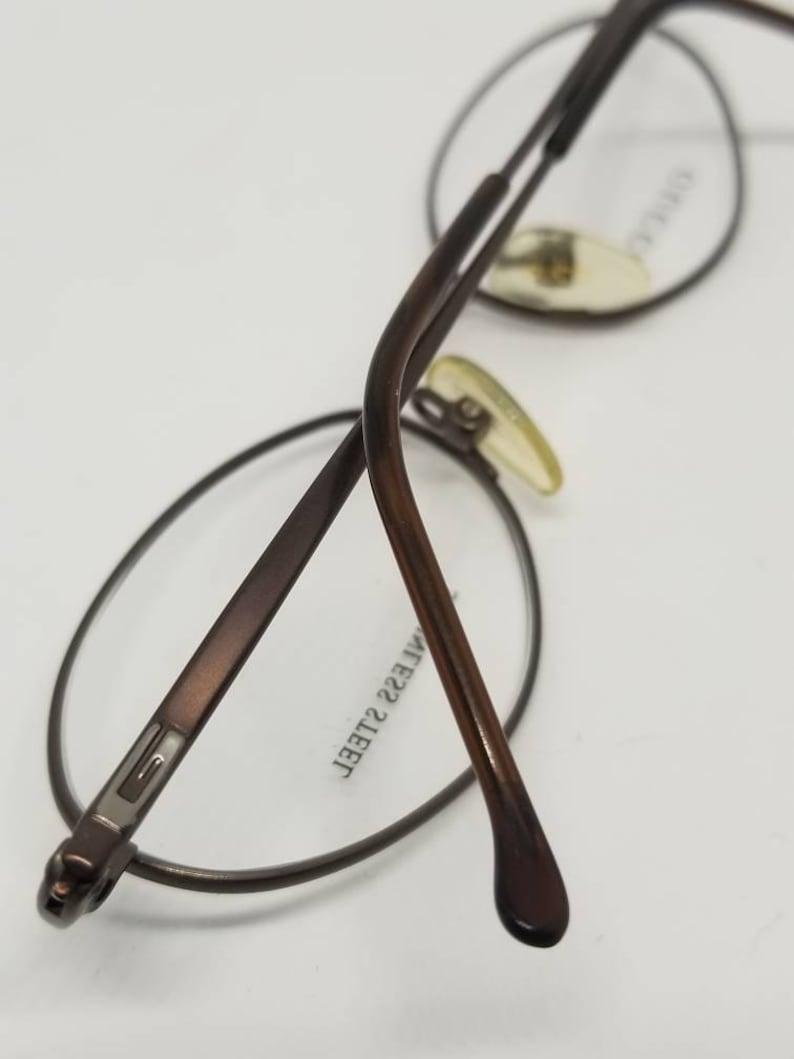 7389b1ae9a30c Vintage New Old Stock Gucci Eyeglasses Frames Mod GG2648 DEMO