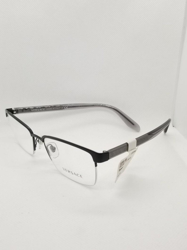 830403d323cfc New Old Stock Versace Eyeglasses Mod 1241 DEMO LENSES