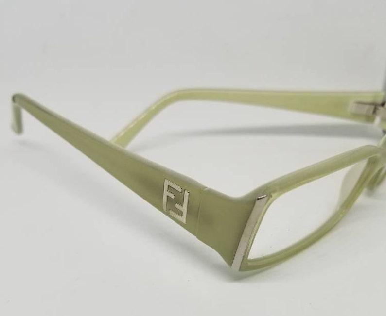 d311c8f465e Vintage Fendi Eyeglasses Frames Mod F862 DEMO LENSES