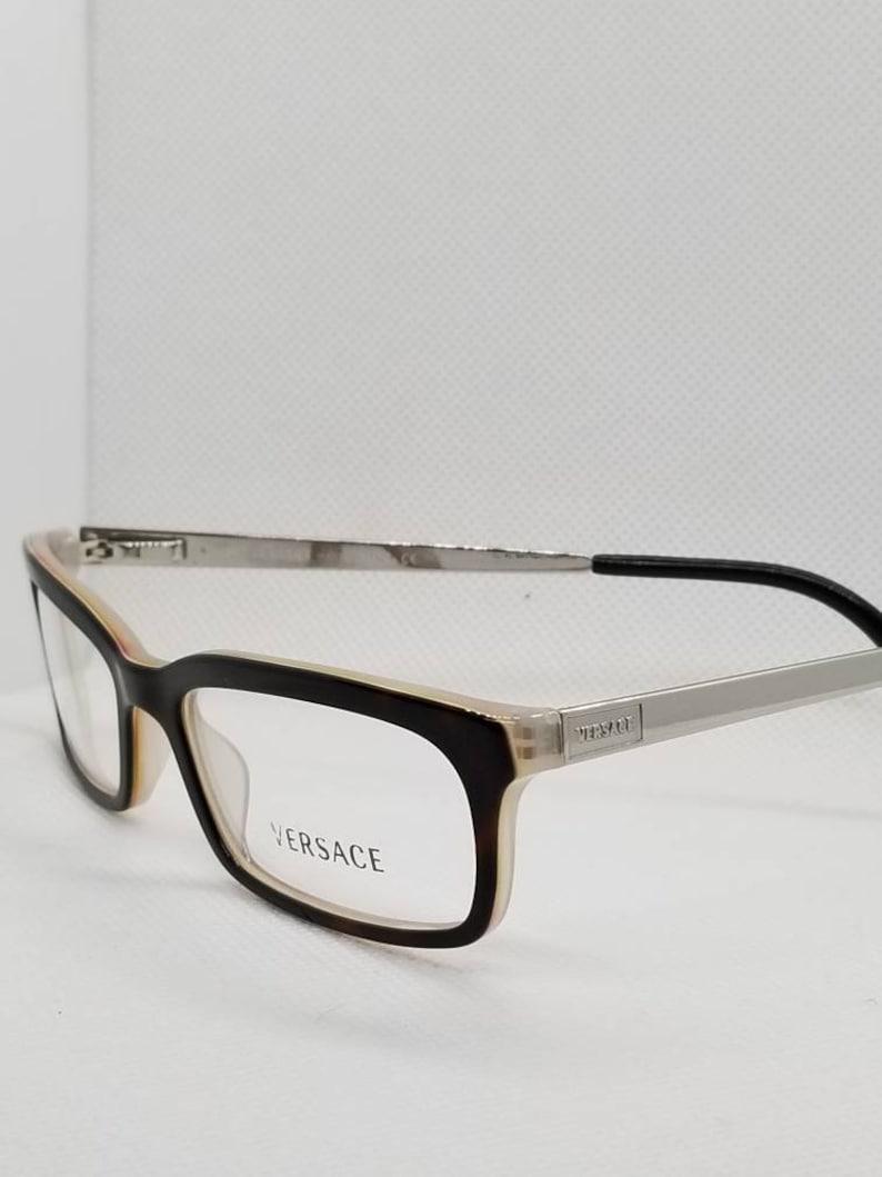 bdf42bed905ce Vintage New Old Stock Versace Eyeglasses Frames Mod 3073