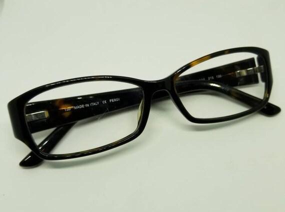 d7237e1162ff Vintage Fendi Eyeglasses Frames Mod F966R RX LENSES