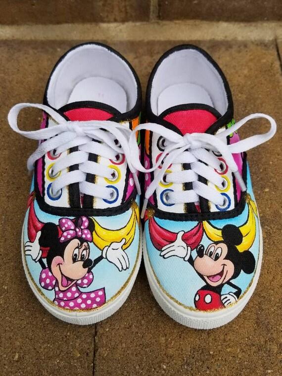 Disney Keds Girls | Etsy