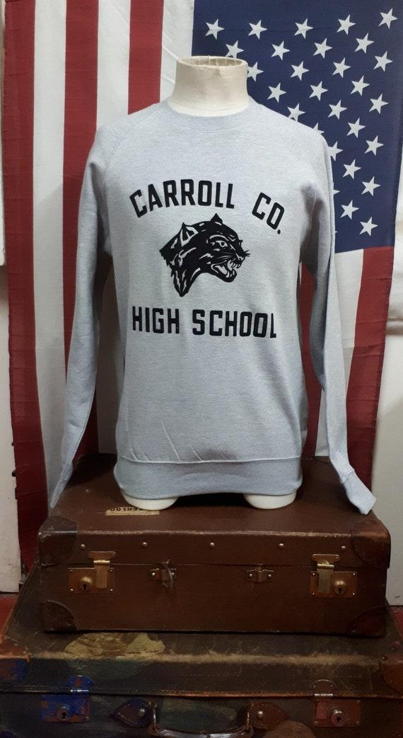 Elvis Presley UT Memphis Sweatshirt Sweater 60s Vintage Style LP Ivy League