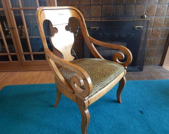 Timeless Biedermeier Chairs By Drexel Heritage   Vintage Biedermeier Set Of  Four Magnificent Chairs   Gently Used, In Like New Condition
