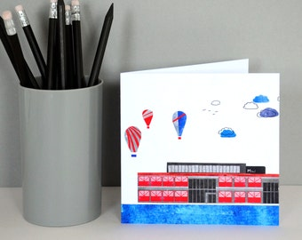 M Shed Greetings Card