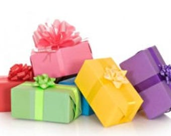 Special Order - Gift Wrapping