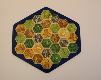 Settlers of Catan Border Fix w/expansion (1-4 Editions)