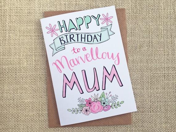 Geburtstag mama basteln
