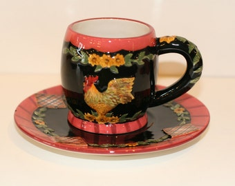 Tea Time Cups, Sets Etc.