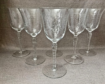 Vintage Barware/Glasses