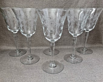 Vintage Barware/Glasses
