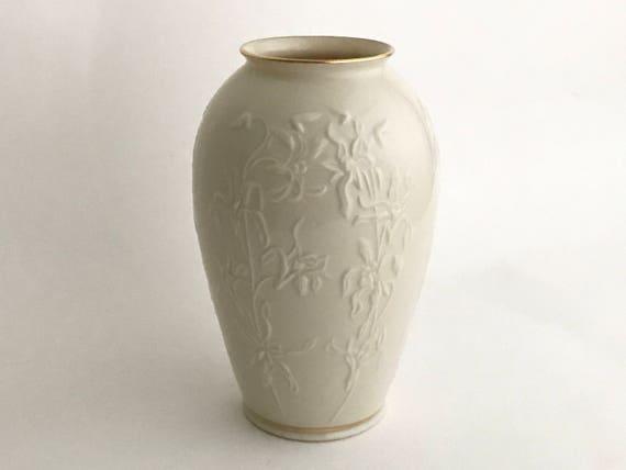 Lenox China Vase Vintage Lenox Vase Centennial Vase Etsy