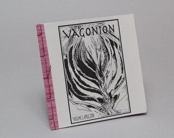 Vagonion Feminist Zine by Cristina Hajosy - Volume 1 April 2018
