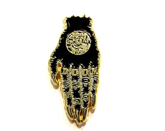 Hand of Doom pin