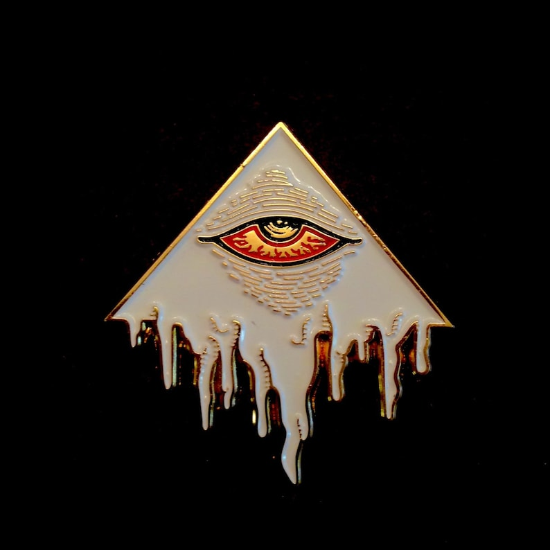 Eye of Decadence pin image 0