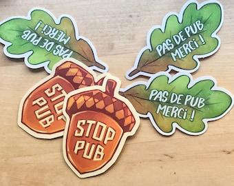 Oak - Little Stop Pub Stickers