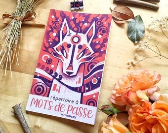 Passwords Book • Kitsune
