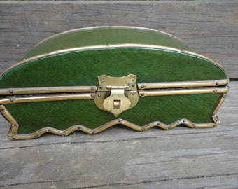 THE ROYAL GREEN JACKETS BADGE LETTER OPENER MILITARY GIFT IN BOX