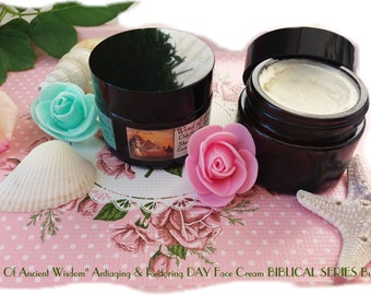 Wind Of Ancient Wisdom Antiaging and Restoring Day Face Cream Biblical Series by Eleni