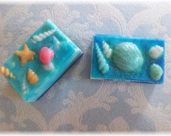 Treasures of the sea glycerin soaps Οι Θησαυροι της Θαλασσας σαπουνια γλυκερινης