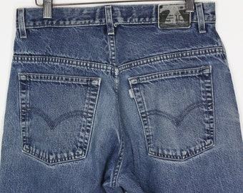 6d682ebe vintage Levis Silvertab Baggy jeans 30 x 27