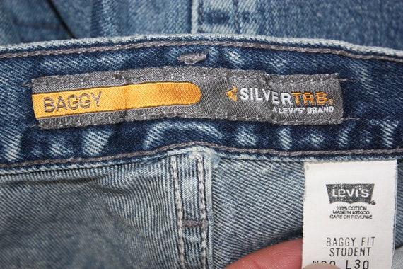 vintage Levis Silvertab Baggy jeans 30 x 27