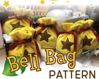 Patterns(One Size)- Star Bag Printable Pattern