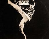 Rare Original 39 72 DAVID BOWIE Man Who Sold the World RCA Victor Records U.S. Vinyl Press Lp w 18 quot x 22 quot Poster Near Mint Glam Rock Classic