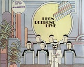 Rare Original 39 85 LEON REDBONE Live Green Stone Records Double Album U.S. Vinyl Press 2Lp Still Factory-SEALED In Plastic Shrink Wrap Mint