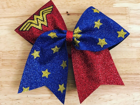 Super Hero Bows Prices Vary By Design Etsy