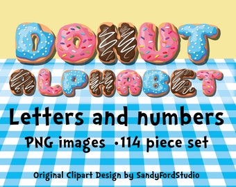 Graffiti Alphabet Letters And Numbers Pink Blue Orange Etsy