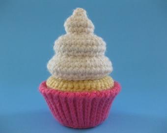 Copacetic Crocheter's Classic Cupcake Crochet Pattern
